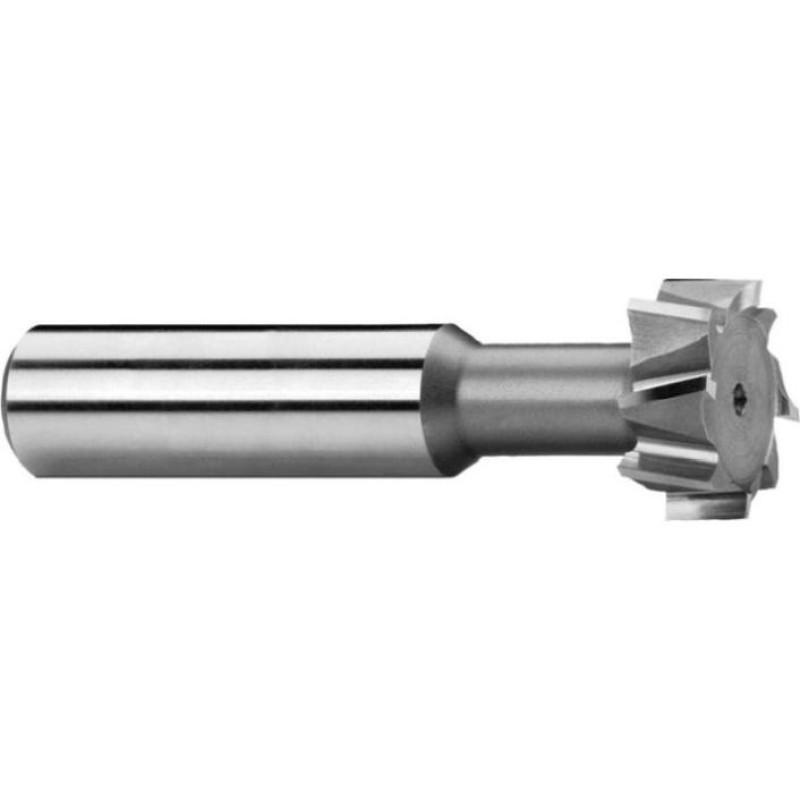 Frezy trzpieniowe do rowków teowych NFRs / DIN 851 HSSCo5 (chwyt cylindryczny)