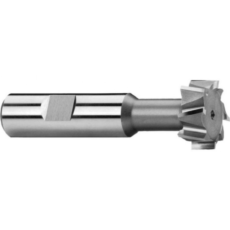 Frezy trzpieniowe do rowków teowych NFRs / DIN 851 HSSCo5 (chwyt Weldon)