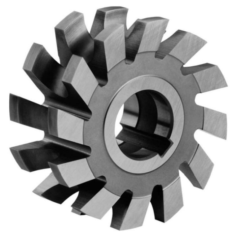 Frezy krążkowe półokrągłe wklęsłe NFRb / DIN 855-A HSS