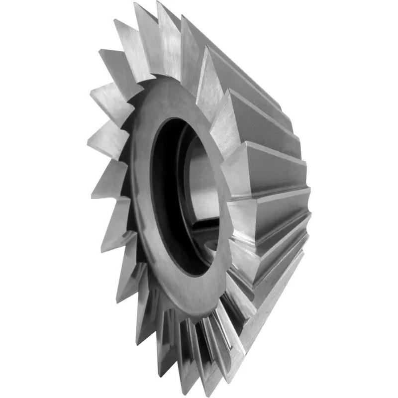 Frezy krążkowe kątowe jednostronne NFKp / DIN 842 HSSCo5 / kobaltowe
