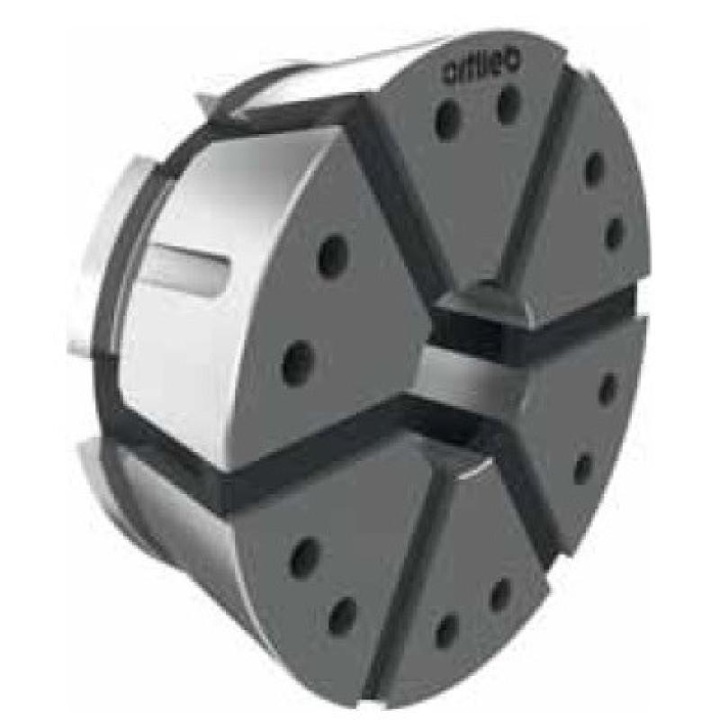 Głowice mocujące GT80 (otwory okrągłe, gładkie)